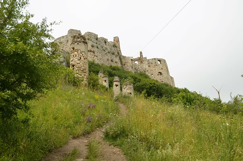 The old path to the castle