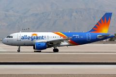 Allegiant Air | Airbus A319 | N334NV | Las Vegas McCarran (Dennis HKG) Tags: allegiant allegiantair g4 aay aircraft airplane airport plane planespotting canon 7d 100400 lasvegas mccarran klas las airbus a319 airbusa319 n334nv