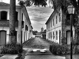Brasil - RJ, Paraty - Rua da Capela!