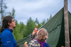 (LLOVGREEN) Tags: kosmos festival 2018 närhilä ristiina suomi finland metsä metsäkekkerit bubble bubbles soap blow forest rave raves music