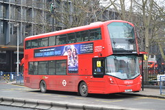 RATP London United VH45228 BF67GKN (Will Swain) Tags: 24th march 2018 greater london capital city south east bus buses transport travel uk britain vehicle vehicles county country england english euston station ratp united vh45228 bf67gkn