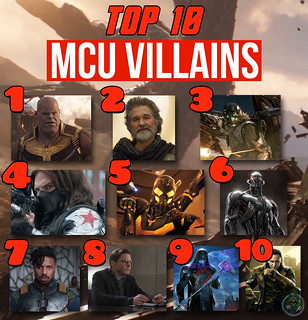 Top 10 MCU Villains