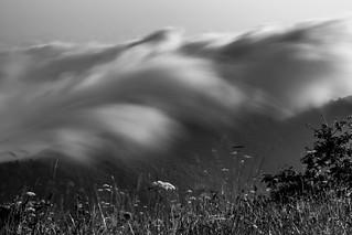 Clouding wind