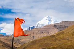 Mt Kailash (autrant) Tags: tibet tibetplateau tibetanbuddhism qinghaitibetplateau china mtkailash gangrinpoche gangtise mountain snowmountain cloud himalayas hikking trekking travel 西藏 岗仁波齐 pilgrimage pilgrim summits ngc