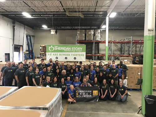 Cuningham Packing Event 7/19/18