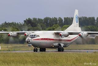 Ukraine Air Alliance An-12 UR-CAH