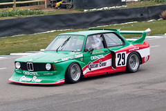 BMW 320 (Edgemo) Tags: 76thmembersmeeting bmw320 goodwood group5