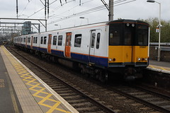 315807 (Rob390029) Tags: 315807 london overground class 315 bethnal green emu electric multiple unit train track tracks rail rails travel travelling transport transportation transit public railway station bet geml great eastern mainline
