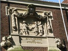 Palais du Prinsenhof (archipicture71) Tags: delft paysbas holande neetherlands palais palace prinsenhof jardin chapelle porte door garden museum musée cour princière eglise agatha church agathaklooster