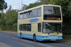 Back to school: Lodge's Coaches (ex Yellow Buses 278) Dennis Trident 2/East Lancs Lolyne T278BPR Stansted Road Bishops Stortford 19/06/18 (TheStanstedTrainspotter) Tags: bus buses stansted stanstedmountfitchet public transport publictransport lodges lodgescoaches higheaster stanstedroad bishopsstortford dennis trident dennistrident eastlancs lolyne eastlancslolyne t278bpr school schoolbus essex hertfordshire yellowbuses bournemouth