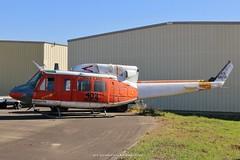 USN Bell HH-1N 158256 @ Santa Ynez (Heliexperte) Tags: helicopter hubschrauber police polizei sheriff airborne law enforcement aviation air