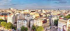Morning in Bucharest (Petr Horak) Tags: bucharest romania europe panorama pano x100f morning city