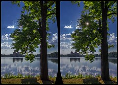 Schloß Moritzburg 3-D / CrossEye / Stereoscopy / HDRaw (Stereotron) Tags: saxony sachsen moritzburg lake see teich aschenputtel europe germany deutschland castle schlos crosseye crossview xview pair freeview sidebyside sbs kreuzblick 3d 3dphoto 3dstereo 3rddimension spatial stereo stereo3d stereophoto stereophotography stereoscopic stereoscopy stereotron threedimensional stereoview stereophotomaker stereophotograph 3dpicture 3dimage twin canon eos 550d yongnuo radio transmitter remote control synchron kitlens 1855mm tonemapping hdr hdri raw