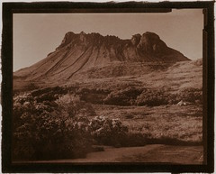 Stac Pollaidh (Philippe Torterotot) Tags: stacpollaidh scotland chamonix45n2 vandyke procedesalternatifs altprocess vdb mountain highlands fomapan100 4x5 travel landscape ecosse