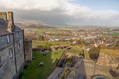 Stirling Castle (Courtarro) Tags: hdr scotland stirling stirlingcastle building castle