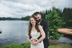 Wedding Joy (Jon and Rach | Photography) Tags: green wedding pnw pacificnorthwest sony alpha alphamount sonyalpha carlzeiss zeiss zeissglass cz 2470mmf28carlzeissvariosonnart 2470mm 2470 247028 sal2470z lake water formals couple married marriage sonya99ii a99ii amount alpha99ii variosonnar247028za