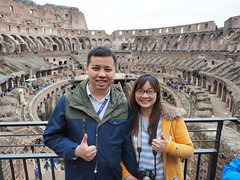 羅馬競技場 colosseo   Roma, Italy (sonic010739) Tags: olympus omd em5markii olympusmzdigital1240mm italy roma