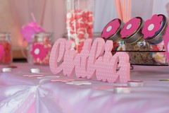 (rc_97) Tags: summer daughter 50mm canon dad mom candles flowers pregnant girl name dots stars candy sweets food table pink shower baby babyshower