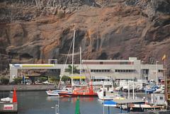 Паромом Фред Ольсен з Тенеріфе на Гомеру, Канарські острови  InterNetri  1018