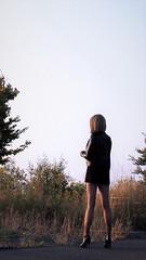 567 (Lily Blinz) Tags: crossdress crossdresser crossdressed crossdressing collant tgirl travesti transvestite tv tranny tg ts transgender transgenre trans trav lily lilyblinz blinz fishnet