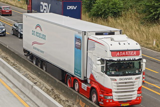 Scania R450 E6 Topline 6-Series - Adantra Logistics BV Eede, Nederland