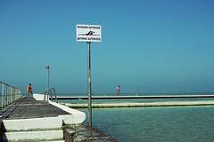 Sea Swimming-Pool - atana studio (Anthony SÉJOURNÉ) Tags: piscine deau de mer sea swimmingpool saintpairsurmer atana studio anthony séjourné