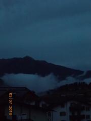 DSCN0124 (Puntin1969) Tags: albergo parcheggio sera serale scorcio nikon coo valdifassa fassa montagna estate luglio vacanze