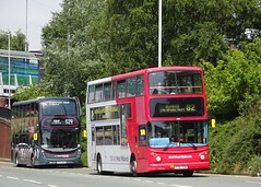 National Express West Midlands Dennis Trident 2/Alexander ALX400 4155 (Y751 TOH) (Liam1419) Tags: sn66wbo 6770 enviro400mmc alexanderdennis y751toh 4155 alexanderalx400 dennistrident2 nationalexpresswestmidlands