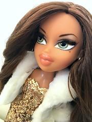 A star in the movie, (dolldudemeow24) Tags: bratz the movie yasmin doll posable dolls glittery dress gown star fashion 2007 2018
