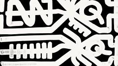 we are lying down at the wall (BarbaraBonanno BNNRRB) Tags: murales bw greciagreece greek grèce греция يونان ギリシャ grecia greece barbarabonanno bonannobarbara bybarbarabonanno bnnrrb foto photo