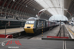43092 - now available in green (CS:BG Photography) Tags: class43 hst highspeedtrain intercity125 43092 gwml greatwesternmainline london paddington londonpaddington pad gwr greatwesternrailway