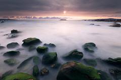 Playa do Espiñeiro (jojesari) Tags: playadoespiñeiro sanxenxo pontevedra galicia jojesari suso sunset atardecer longexposure largaexposición 2018p
