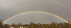 Doyble Rainbow (Steve lunn) Tags: rainbow london