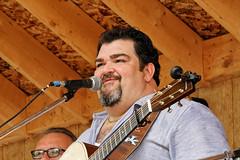 Dave Adkins (joeldinda) Tags: city milan michigan nikond500 milanbluegrassfestival kccampground 3224 august adkinsloudermilk bluegrass band d500 nikon vacation 2016