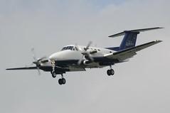 D-IKOB (LIAM J McMANUS - Manchester Airport Photostream) Tags: dikob jetexecutive bizz jei beech beechcraft b200 kingair superkingair beech200 be20 bet manchester man egcc