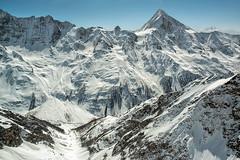 After start from petersgrat glacier (gerhard.rasi) Tags: rasich nikon d800e 2470 28 scenicair pilatusporter berneroberland bernesehighlands petersgrat 2018 dsc9067