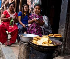 Street food (SamKirk9) Tags: nepal kathmandu bhaktapur