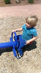 061218-001 (leafworks) Tags: chroniclesofsiroisinleaf colorado talesofadeliverydriver coloradosprings playground seesaw co usa 01