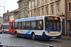 Stagecoach Western 22524 SF57LUH (Will Swain) Tags: irvine 10th march 2018 west scotland scottish town centre bus buses transport travel uk britain vehicle vehicles county country stagecoach western 22524 sf57luh