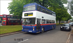 2783 (B783 AOC) ((Stop) The Clocks) Tags: 2783 b783aoc mcw mcwmetrobus acocksgreengarageopenday wmpte birmingham