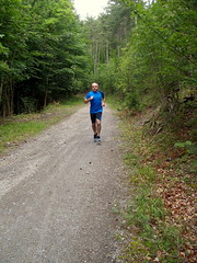 Running in nature 001 (jano45) Tags: man male guy outdoors outdoor selfportrait selfie run running