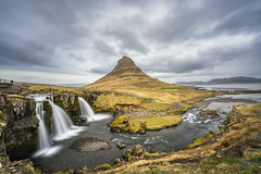 Kirkjufell (swastro) Tags: d750 iceland kirkjufell landscape mountain nikon snæfellsnes water waterfall peninsula