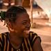 Laughing Banna Woman