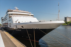 Grand Quai - Grande visite (StefDenis) Tags: activités ballade bateau bateaudecroisière centreville montréal villevillagerégionetpays véhicules québec canada ca