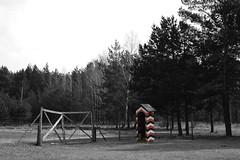German Guard Check Point at Stalag Luft 3 (big_jeff_leo) Tags: greatescape pow poland zagan camp ww2 secondworldwar