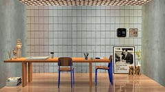 Eero Saarinen (sam kutcher) Tags: eero saarinen architecture design interior thesims2 thesims ts2 ts2cc furniture knoll