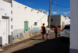 Streets of Ajuy
