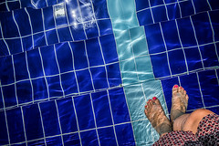 All about that (Melissa Maples) Tags: kemer turkey türkiye asia 土耳其 apple iphone iphonex cameraphone summer hotel elegance swimmingpool pool water blue stairs staircase steps me melissa maples selfportrait woman barefoot feet legs