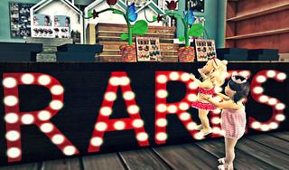 #AdamsPhotoChallenge - LaZy DaZe - Angel and Paisley Shopping Gachas