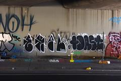 EXELS, TOAST (STILSAYN) Tags: graffiti east bay area oakland california 2018